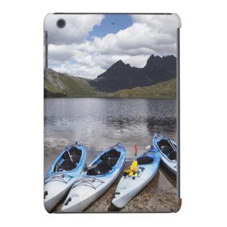 Kayaks Cradle Mountain and Dove Lake Cradle iPad Mini Retina Covers