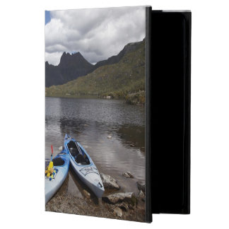 Kayaks, Cradle Mountain and Dove Lake, Cradle Cover For iPad Air