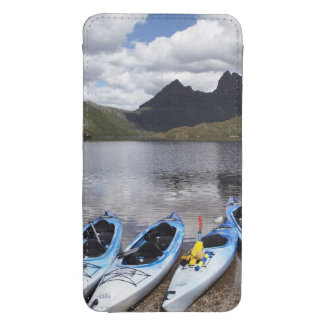 Kayaks, Cradle Mountain and Dove Lake, Cradle Galaxy S4 Pouch