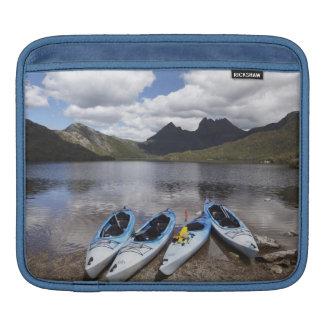 Kayaks Cradle Mountain and Dove Lake Cradle iPad Sleeves
