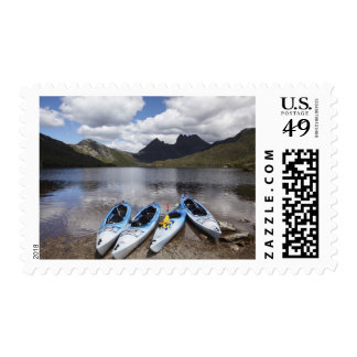 Kayaks, Cradle Mountain and Dove Lake, Cradle Postage