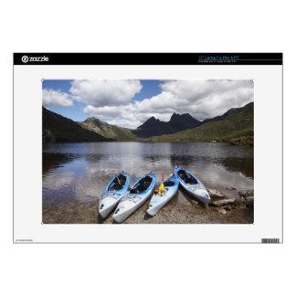 Kayaks, Cradle Mountain and Dove Lake, Cradle Laptop Skins