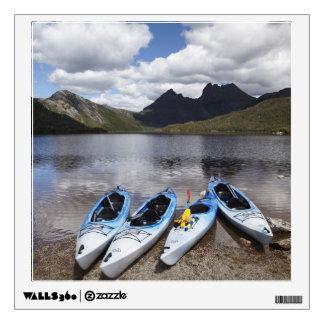 Kayaks, Cradle Mountain and Dove Lake, Cradle Wall Skin
