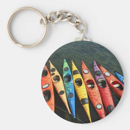 Kayaks! Keychain