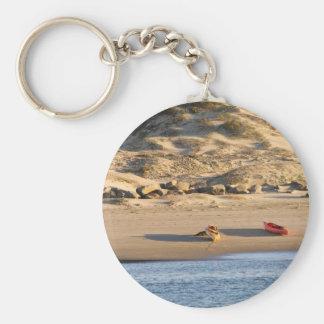 Kayaks Keychain