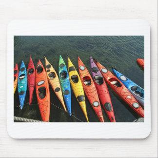 Kayaks! Mouse Pads