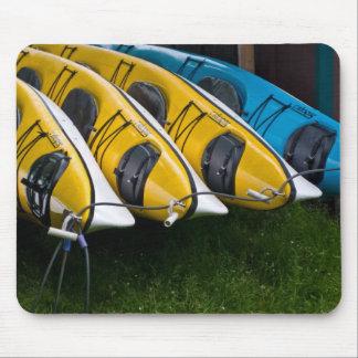 Kayaks Mouse Pad