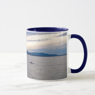 KAYAKS ON BELLINGHAM BAY MUG