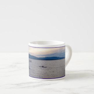 Kayaks On Bellingham Bay Espresso Cups