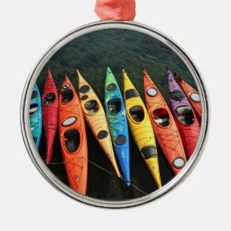 Kayaks Pendant Christmas Ornaments