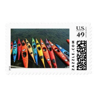 Kayaks! Postage
