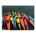 Kayaks! Postcard