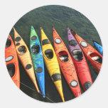 Kayaks! Stickers