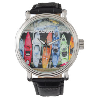 Kayaks Wristwatch