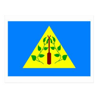 Kayangel Flag Postcard