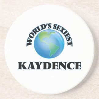 Kaydence más atractivo del mundo posavasos para bebidas