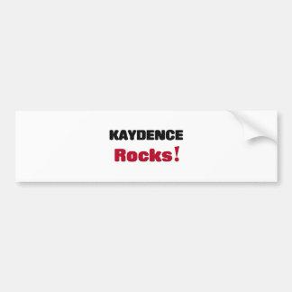 Kaydence Rocks Bumper Stickers