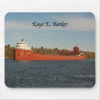 Kaye E. Barker mousepad