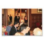 KAYE-HOLDEN WEDDING: DAD, LAURIE, MOM PHOTO PRINT