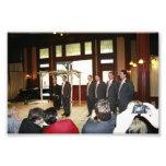 KAYE-HOLDEN WEDDING: GROOM & USHERS PHOTOGRAPHIC PRINT
