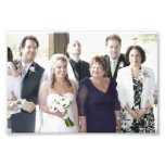 KAYE-HOLDEN WEDDING: LAURIE & FAMILY PHOTO