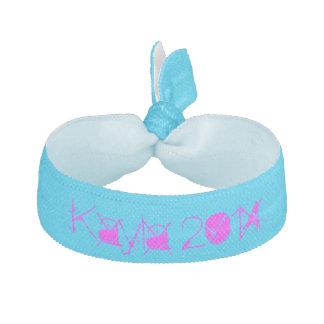 Kayla 2014 ribbon hair tie