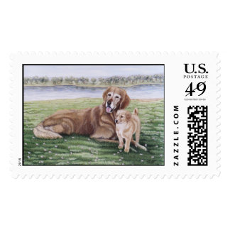 """Kayla and Skyla"" Postage"