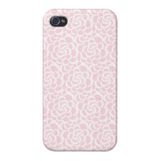 Kayla: Pink Floral iPhone Case