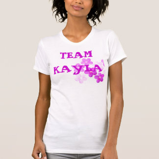 Kayla's Birthday Shirts