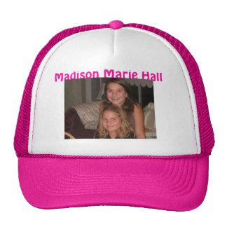 Kaylee n her sister, Madison Marie Hall Trucker Hat