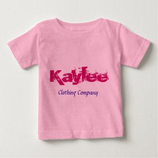 Kaylee Name Clothing Company Baby Shirts