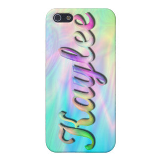 Kaylee_Name Speck Case iPhone 5 Cases