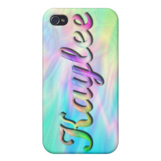 Kaylee_Name Speck Case iPhone 4 Case