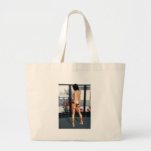 Kaylee Pinup babe Oriental3 Bag
