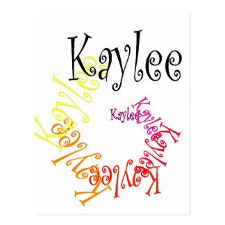 Kaylee Postcard
