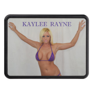 """Kaylee Rayne- 2"""" Trailer Hitch Cover 01"""