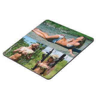 Kaylee Rayne- Coaster Puzzle 01 Puzzle Coaster