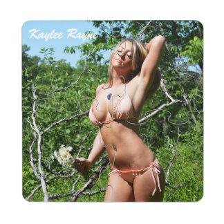 Kaylee Rayne- Coaster Puzzle 02 Puzzle Coaster