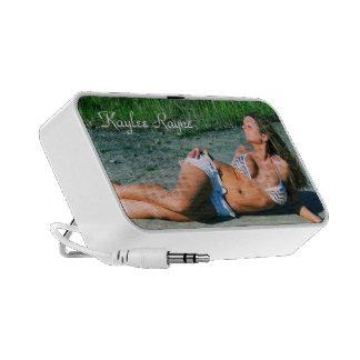 Kaylee Rayne- iPod Speaker 02