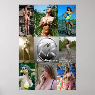 Kaylee Rayne- Logo Multi-Pic Poster (24x36)