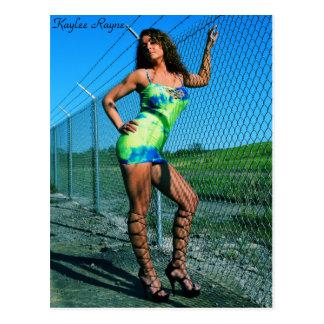 Kaylee Rayne Postcard 08