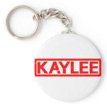 Kaylee Stamp Keychain
