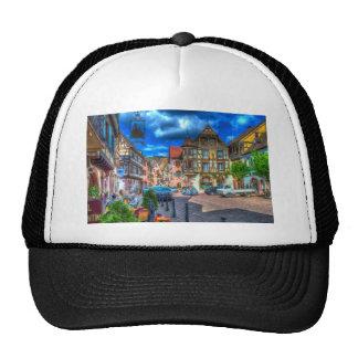 Kaysersberg Alsace France Trucker Hat
