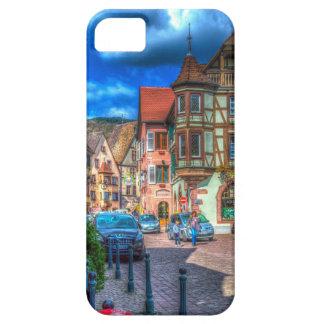 Kaysersberg Alsacia Francia iPhone 5 Funda