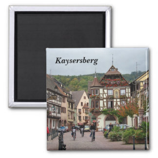 Kaysersberg - imán cuadrado