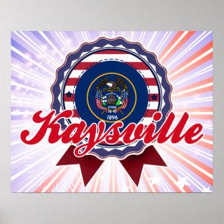 Kaysville, UT Print