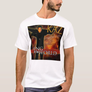 Kaz King of the World T-Shirt