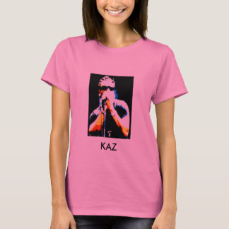 Kaz Sings Live T-Shirt