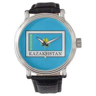 Kazajistán Reloj