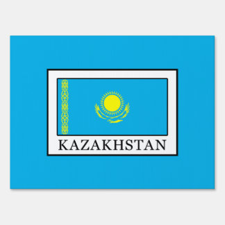 Kazajistán Señales